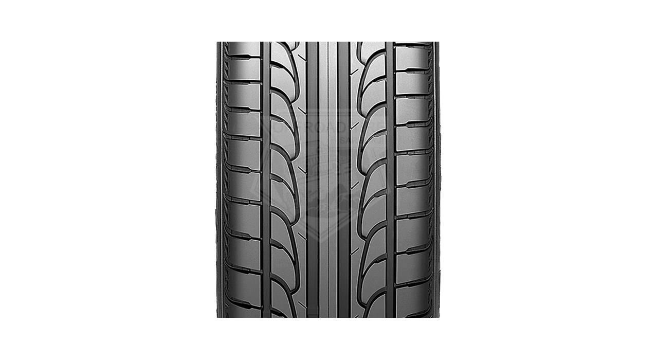لاستیک خودرو نکسن مدل N6000 سایز ۲۴۵/۴۰ZR17 دو حلقه