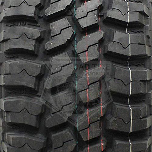 لاستیک خودرو تاندرر مدل Trac Grip M/T R408 سایز ۳۳/۱۲٫۵/۱۵ دو حلقه